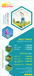 Golf Price April 2021